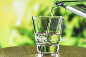 syarat air minum yang baik