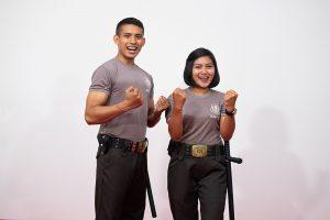 pelatihan security